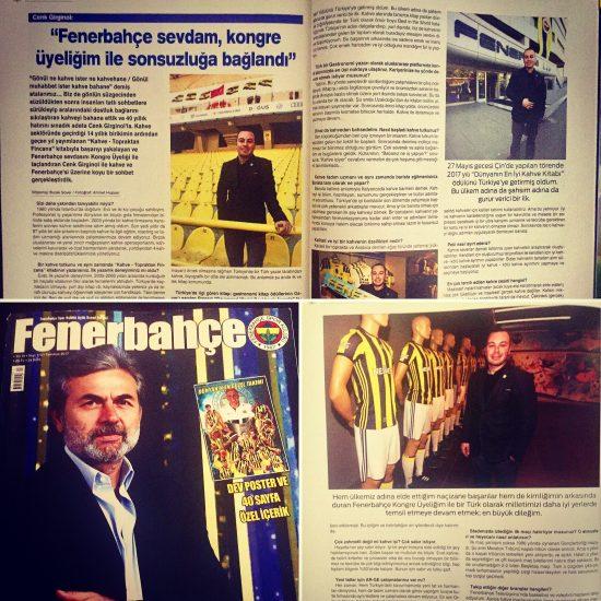 Fenerbahçe Dergi